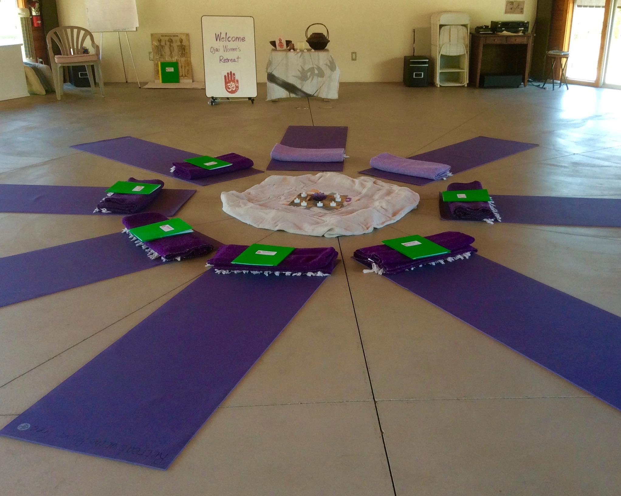 Ojai Yoga Retreat